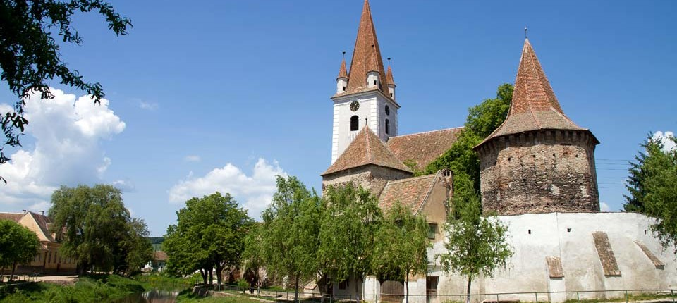 Cristian-Fortified-church-,-Sibiu