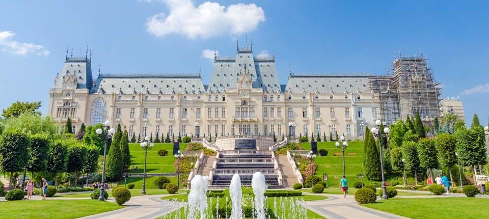 Iasi Palast