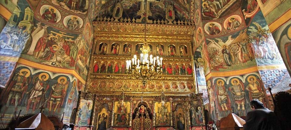 Moldovita-interior
