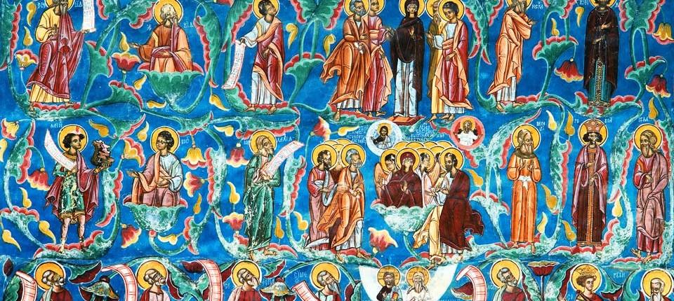 Moldovita-Monastery-painted-wall