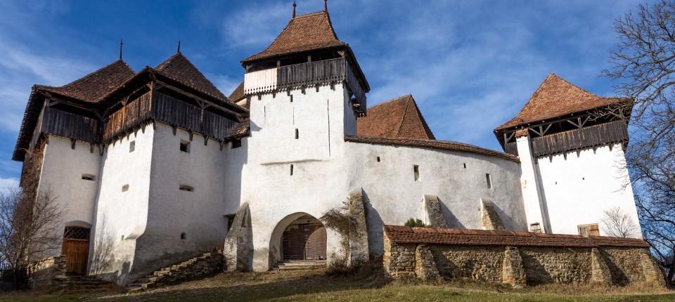 Viscri-Fortified-Church