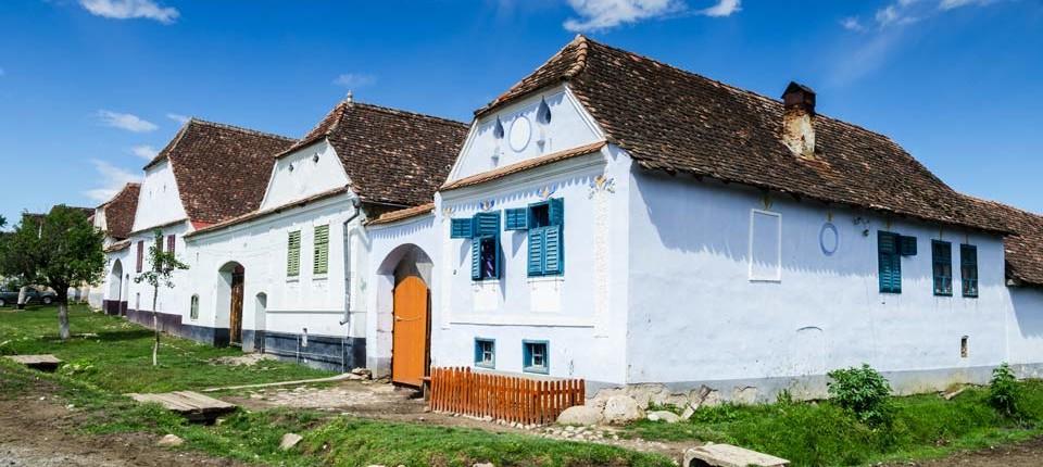 Viscri-village
