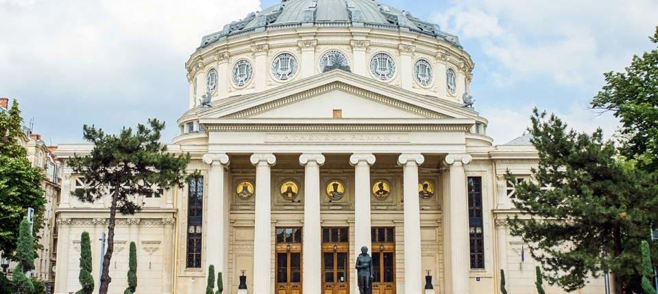 Bucharest-Ateneu