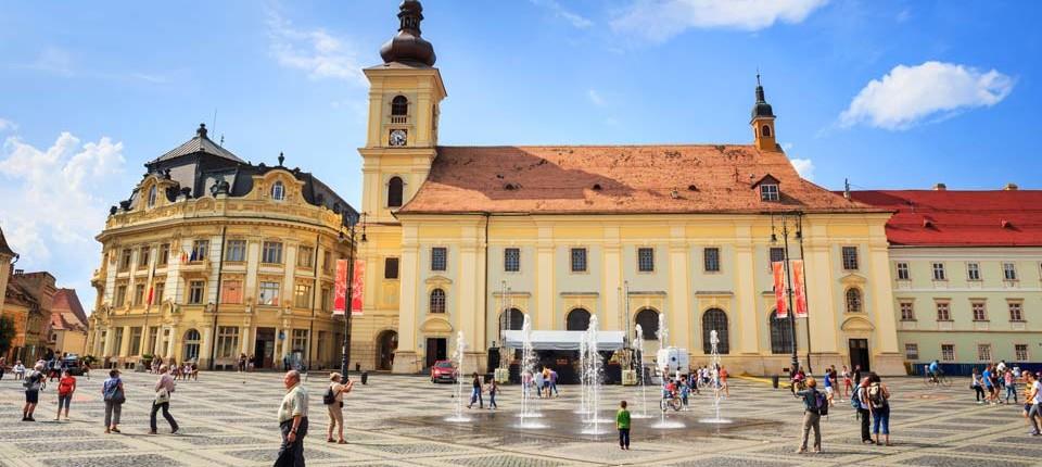 Old-Town-Square-Sibiu