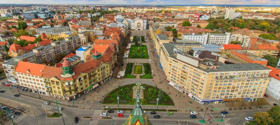 Timisoara-city-Romania